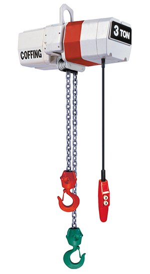 Coffing EC Turnover Electric Chain Hoist