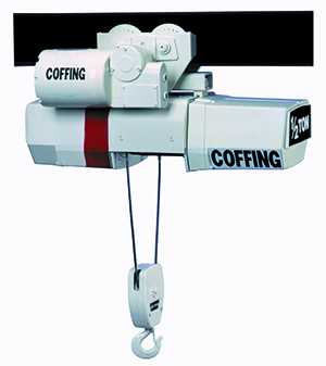 Coffing WR Wire Rope Hoist