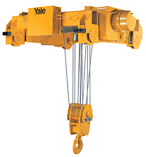 Yale Cable King TB Double Girder Hoist