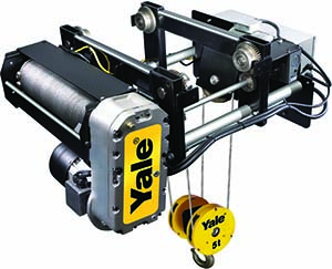 Yale Global King Monorail Wire Rope Hoist