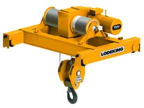 Yale Load King Wire Rope Hoist