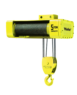 Yale Y80 Electric Wire Rope Hoist